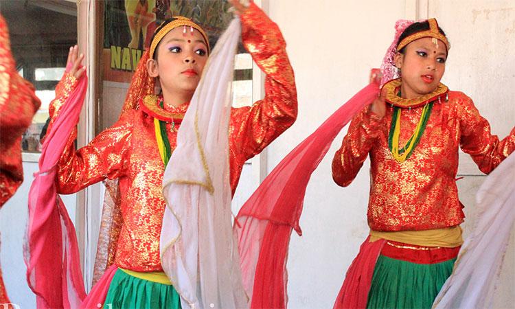 Nepali Cultural Dance