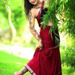Actress Barsha Raut