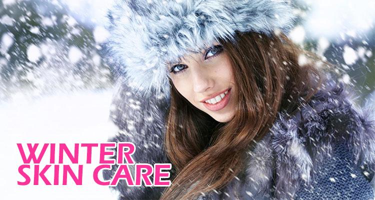 Skin Care in winter Season