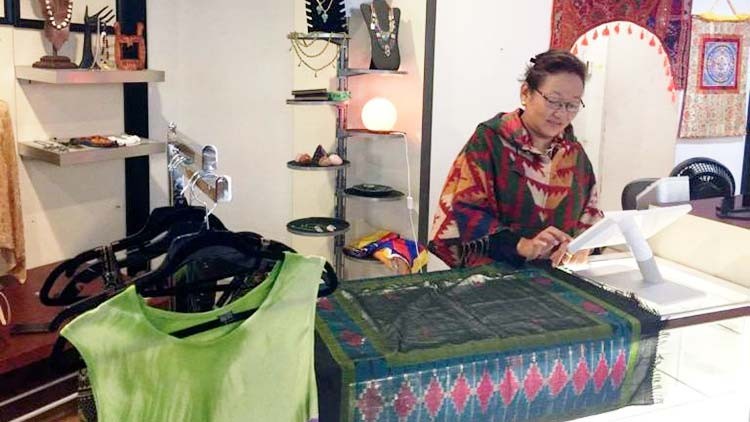 Kalpana dhaka boutique in USA