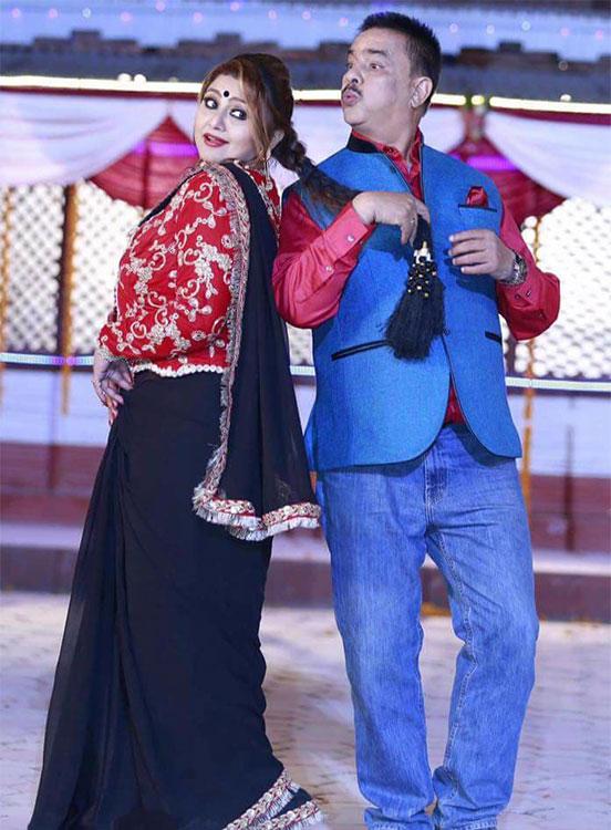 Deepa Shree Niraula & Haribansha Acharya