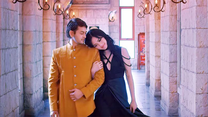 Actor Pradeep Khadka & Actress Jassita Gurung