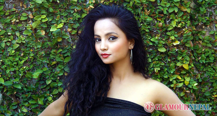 Model : Namrata Sapkota   Photo: Kamal Shrestha