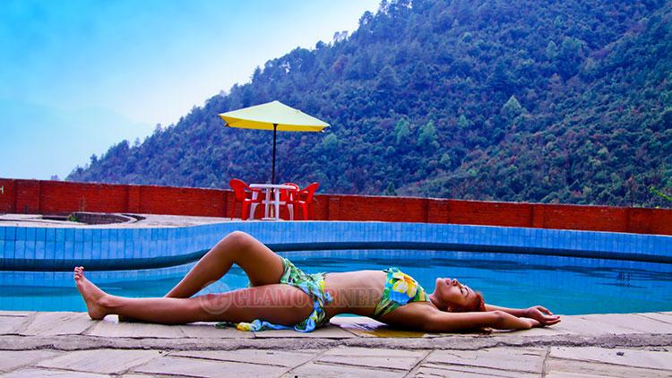 Model Sony Khadka | Photographer Kamal Shrestha