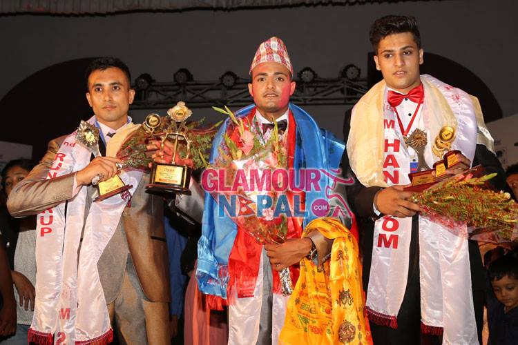 mr nepal 2014 suresh silwal