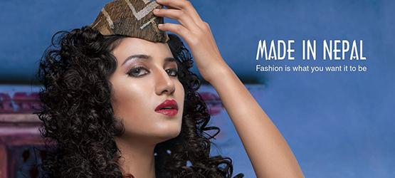 Made in Nepal – The Himalayan Times TGIF Nepal Fashion Week 2014