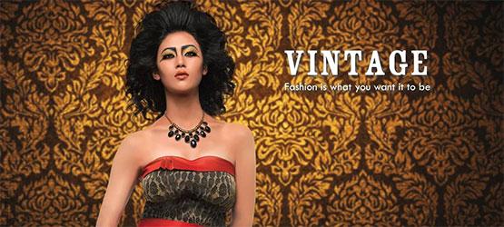 Vintage – The Himalayan Times TGIF Nepal Fashion Week 2014