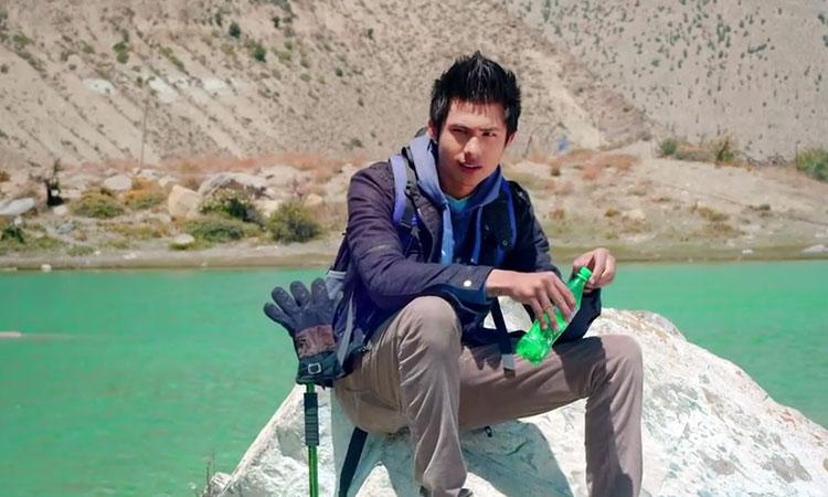 anmolkc glamour nepal