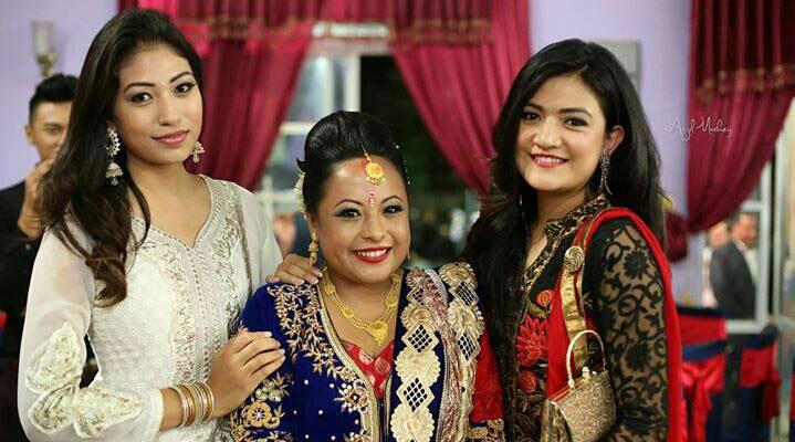 Nagma-Shrestha-Subexya-Bhadel--Subeksha-Khadka | Glamour Nepal