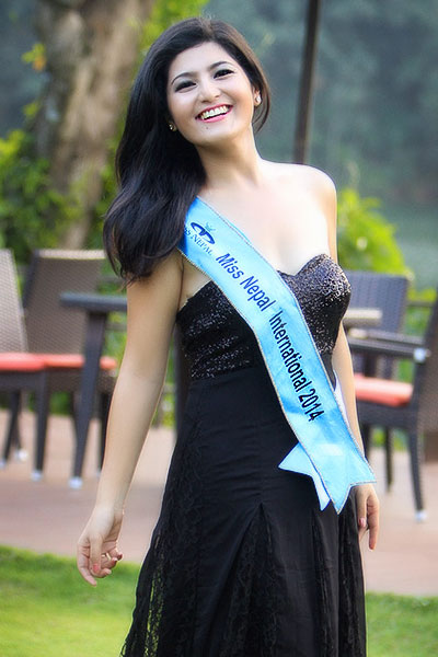 Sonie moves to Japan for Miss International 2014