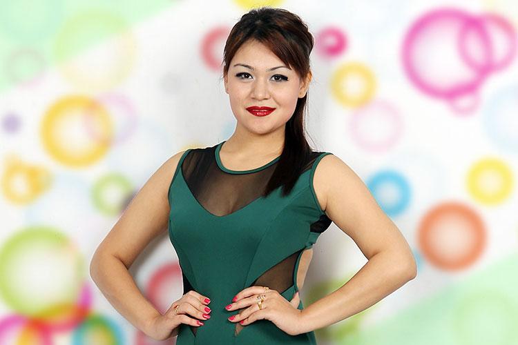 Miss Newa Alisha Bajracharya
