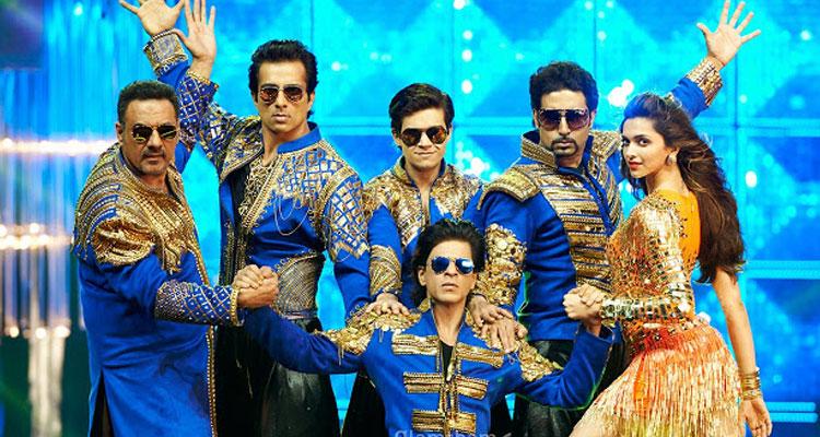 Happy New Year 2014 Hindi Movie Mp3 SongsPk