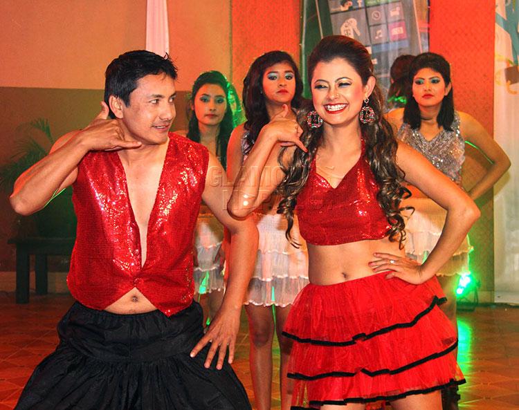 Sushma-Karki-and-Gajit-Bista
