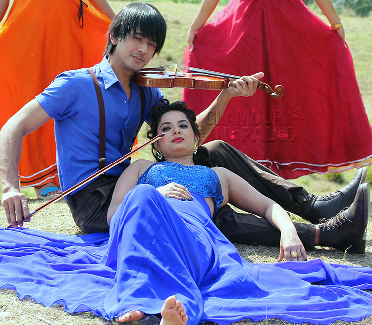 Dikpal Karki and Sumina Ghimire