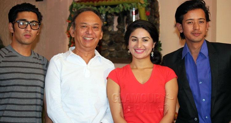 Garima Panta Rang Baijani Actress