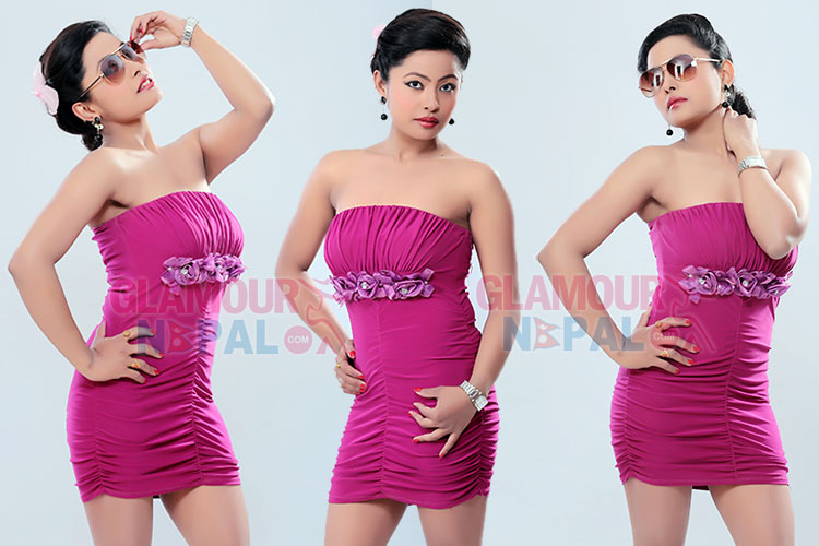 Actress Rajani KC