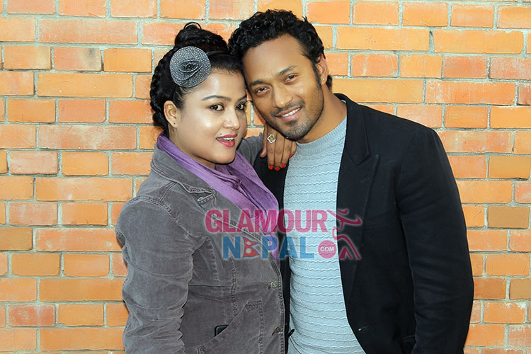 Rekha Thapa and Subash Thapa