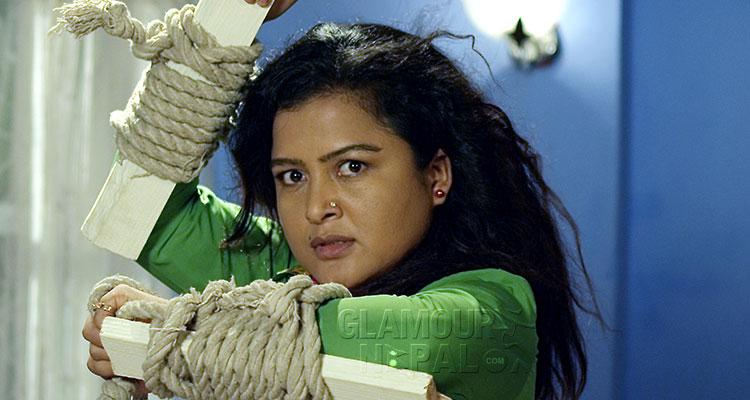 Rekha Thapa in TATHASTU | Photo Gallery | Glamour Nepal  Nepali Movie Song By Rekha Thapa