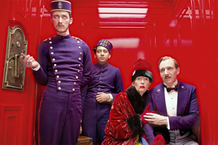 The Grand Budapest Hotel | Martin Scali / Fox Searchlight Films via AP