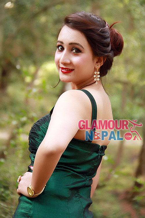 Soniya Acharya   Miss Nurse Nepal 2071