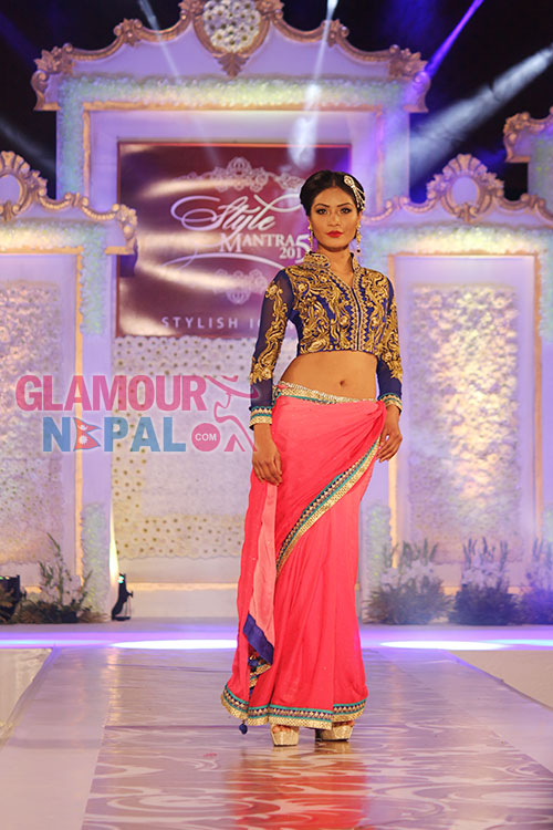 Style Mantra 2015 Fashion Show In Nepal 50