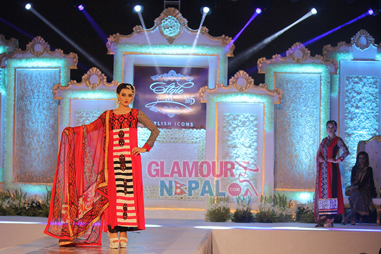 Style Mantra 2015 Fashion Show In Nepal 80