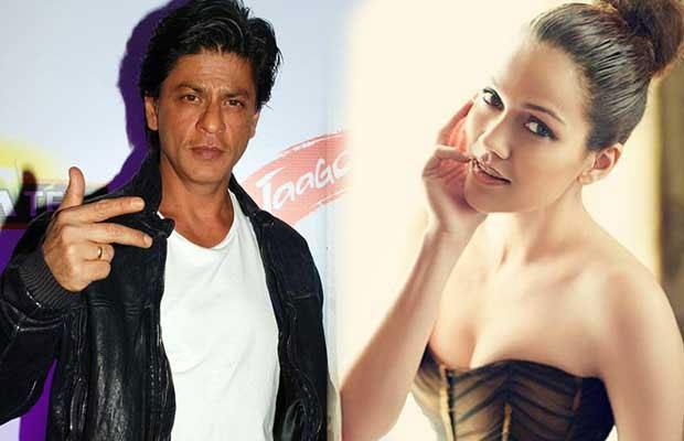 Shahrukh-khan-fan-Waluscha-De-sousa