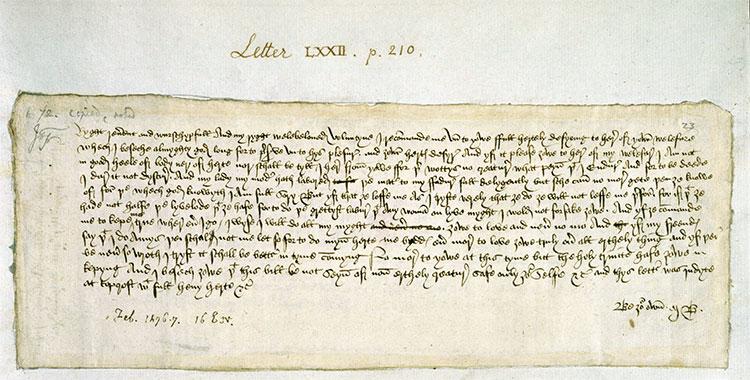 Oldest Love Letter