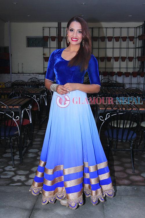Actress Priyanka Karki