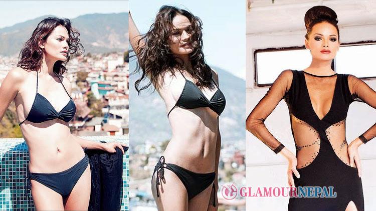 Nepali Model Anjali lama Bikini Photo