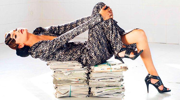 Anjali Lama Model