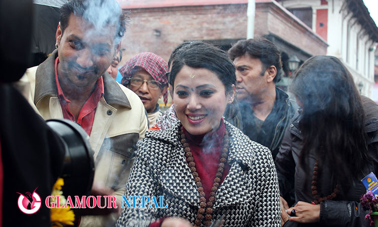 Nikhil-Upreti-Harshika-Shrestha