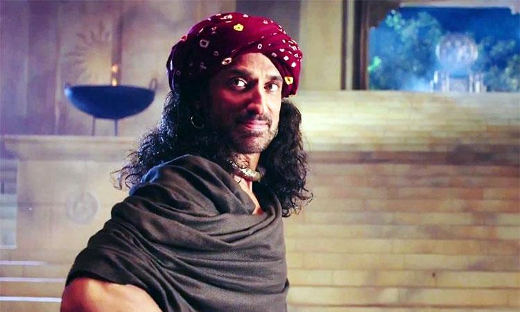 Rahul Dev in Kathmandu