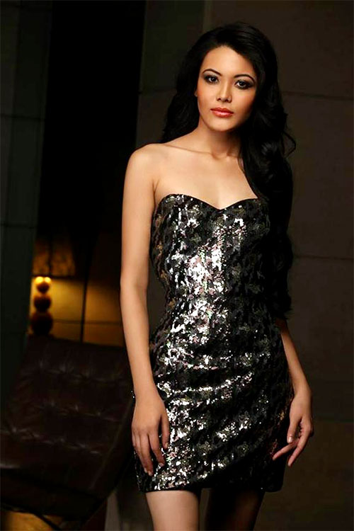 Rewati Chetri in Miss India
