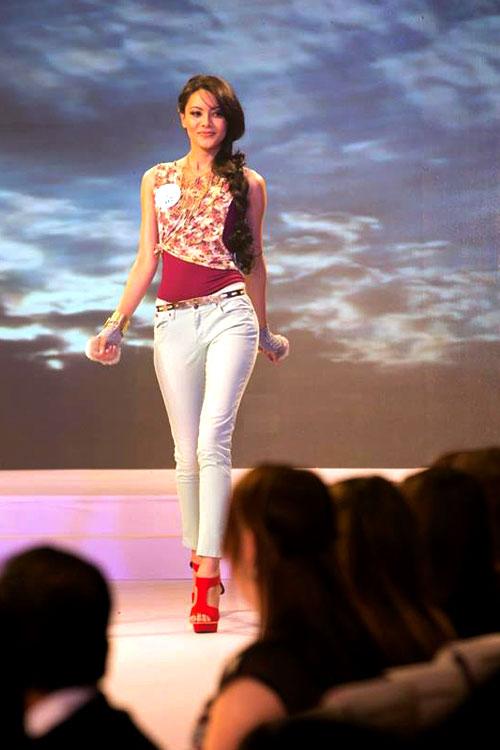 Rewati Chetri in Miss India