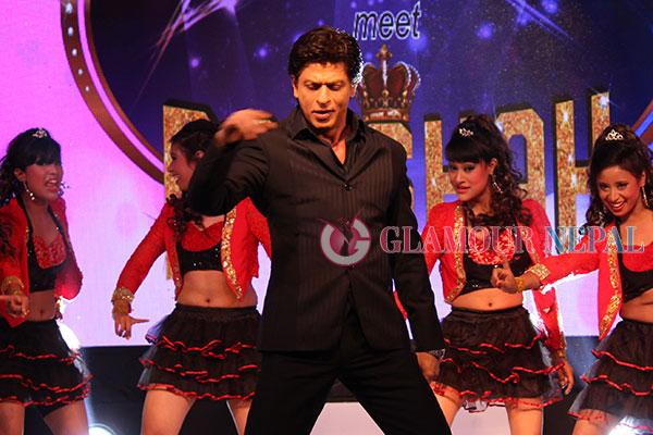 SRK-in-KATHMANDU