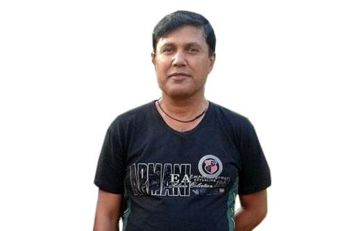 Lyricist Dinesh Subedi