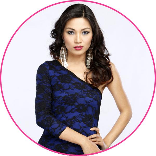 Miss Nepal 2015 Contestant