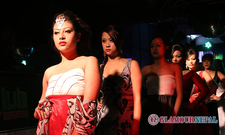 Fashion Show in Nepal