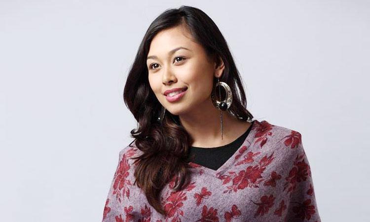 Miss Nepal Earth Prinsha Shrestha