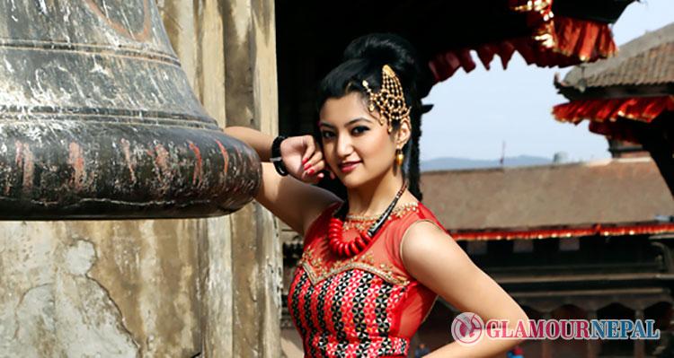 Sarina Sthapit Miss Newa 1135