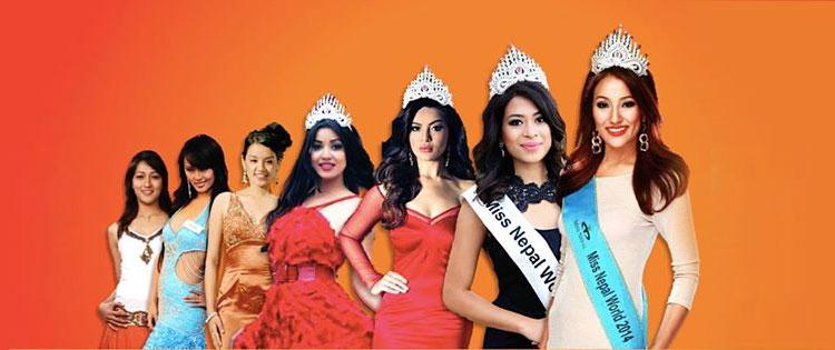 miss nepal beauty pageant of nepal