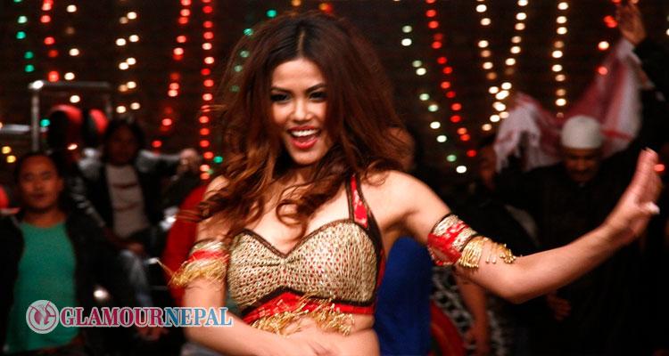 Mala Limbu Nepali Actress