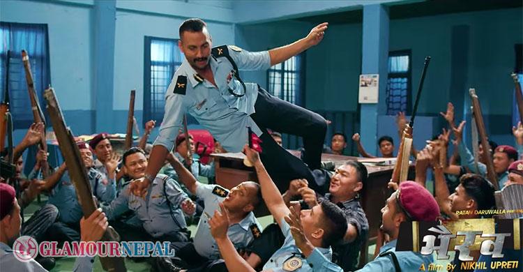 Nikhil Upreti Nepali Action Hero