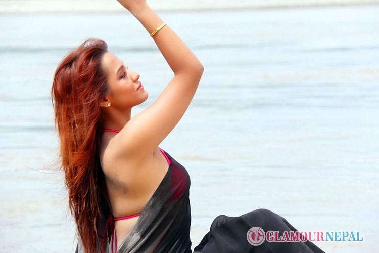Actress Priyanka Karki Hot Photo