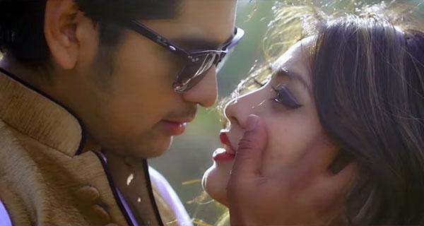 Akesha Bista Sauram Raj Tuladhar Music Video Image