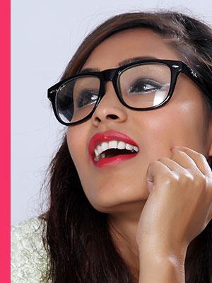 Model Anisha Shrestha