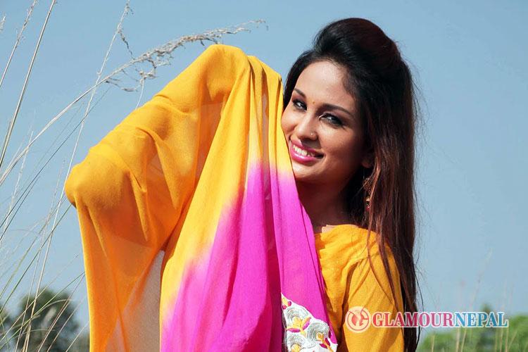Anu Shah Nepali Actress