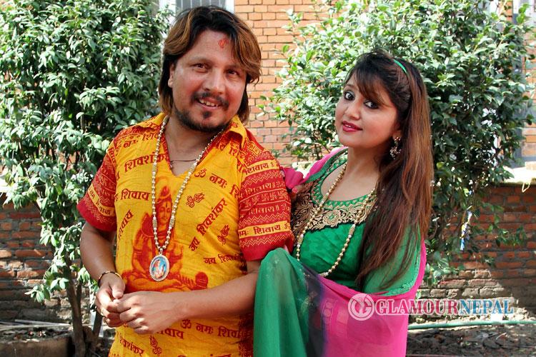 Deepa Shree Niraula Deepak Raj Giri Photo
