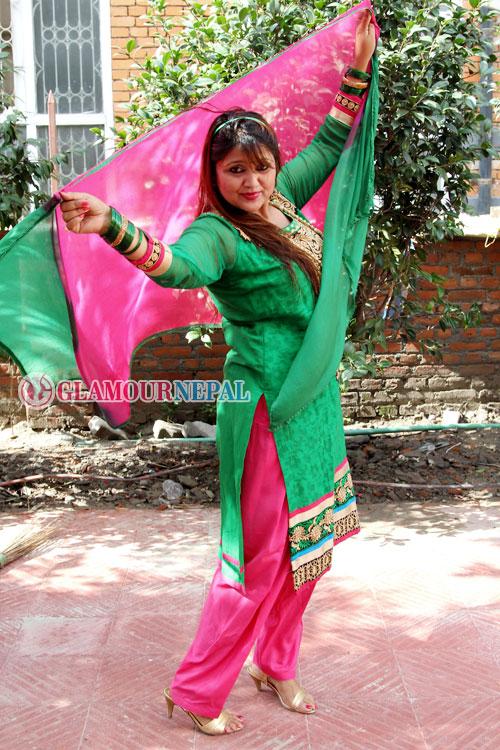 Deepa Shree Niraula Photo